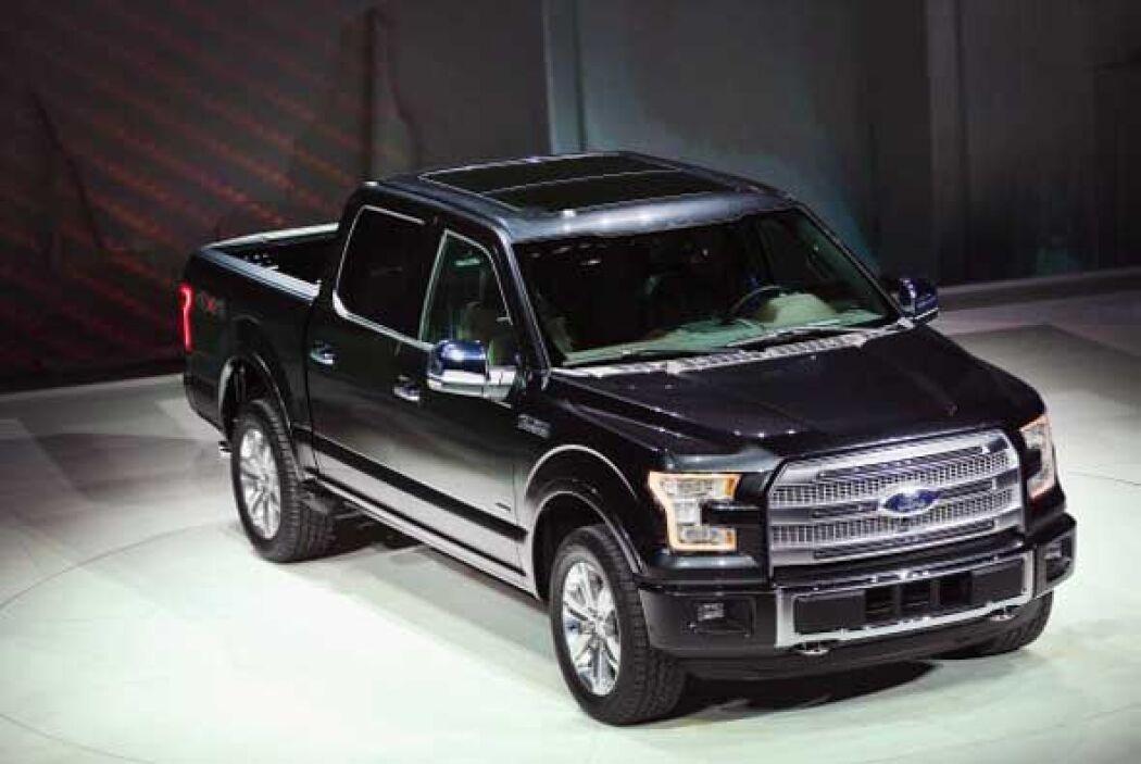 Ford planea seguir como líder de ventas de pickups con la nueva F-150.