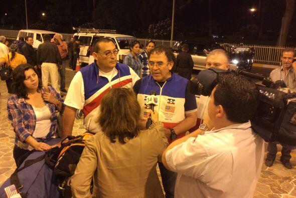 Univision 34 los Ángeles presente en los comicios electorales de la naci...