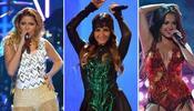 El escenario de Premios Juventud se llenó de bellezas que enloquecieron...