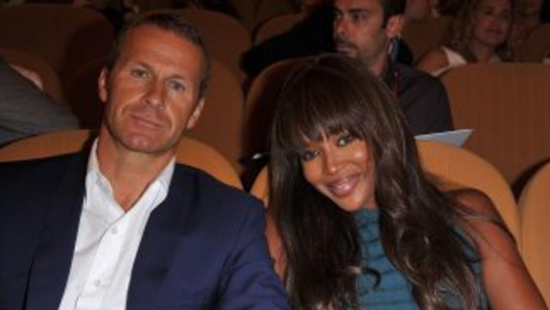 Naomi lleva una relación hermosa al lado de este empresario.