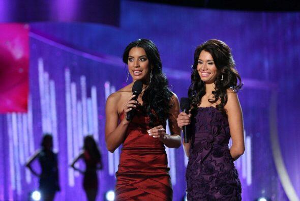 Johanna Burgos y Marisela Demontecristo demostraron su habilidad con el...