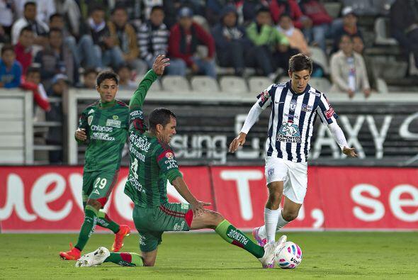 Rodolfo Pizarro, el volante de Pachuca ya tuvo oportunidad de jugar para...