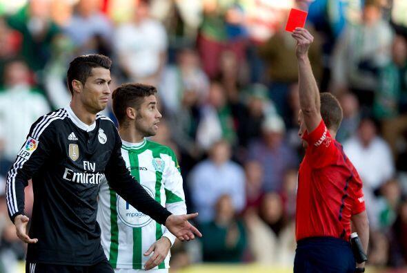Mientras que el mismo 24 de enero, Cristiano perdió la cabeza en Córdoba...