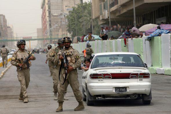 Unos 65,000 soldados estadounidenses están actualmente estacionados en I...