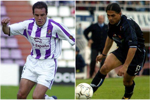 En la temporada 2001-2002 Cuauhtémoc Blanco y Francisco Palencia...