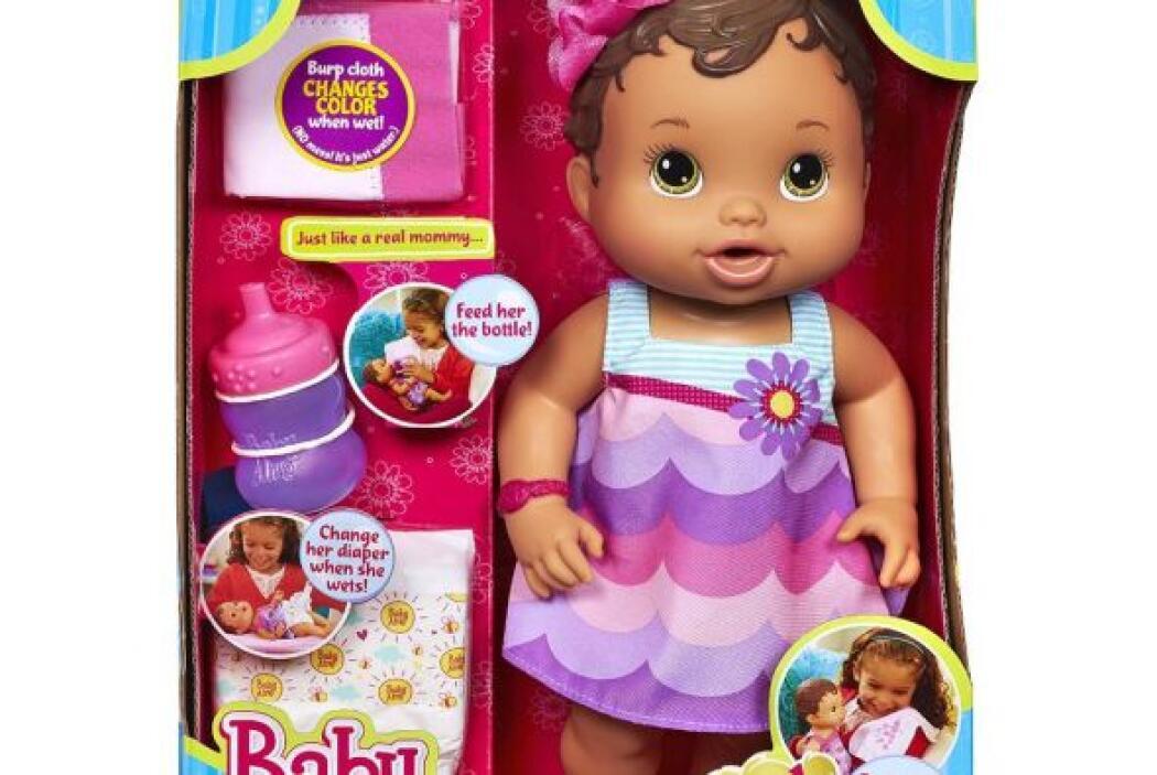 """""""Baby Alive Eructitos"""": para las niñas a las que les gusta jugar a la ma..."""