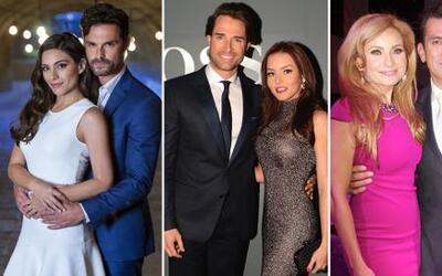 Amores de telenovela que se hicieron realidad