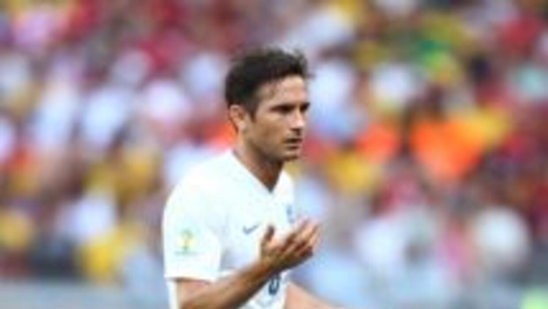 Lampard jugará media temporada en el Manchester City.
