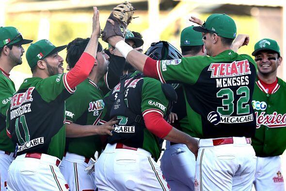 Los mexicanos tomaron desquite de la derrota en primera ronda ante los G...