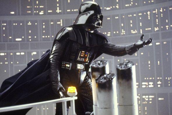 10. Detroit Lions -- Darth Vader:  En realidad, la crueldad de este tipo...