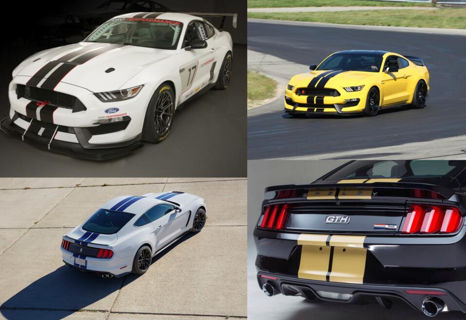 Los Mustang Todos Los Chicos Y Chicas