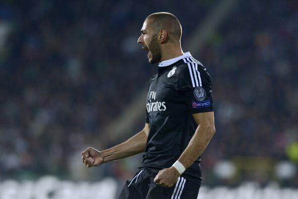 El Real Madrid rechazó este verano una impresionante oferta por el ariet...