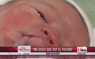 Reflexión: Me dices que soy el futuro