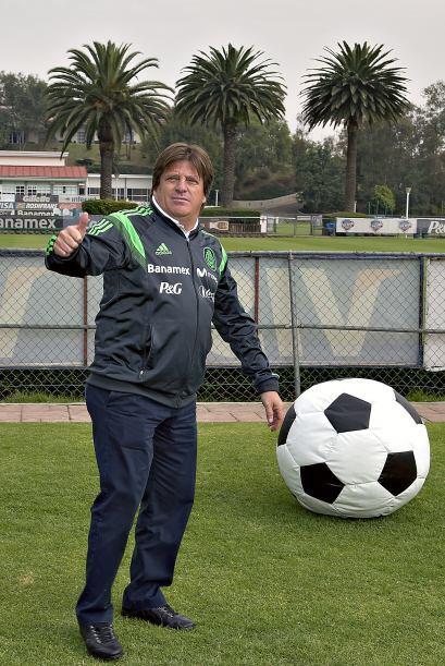 Miguel Herrera tendrá su primer partido del 2014 el próxim...