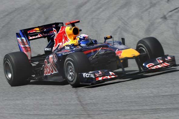 Webber dominó por completo todo el fin de semana, lo único que no obtuvo...