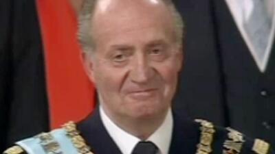 El anuncio oficial de la abdicación del Rey Juan Carlos I de España