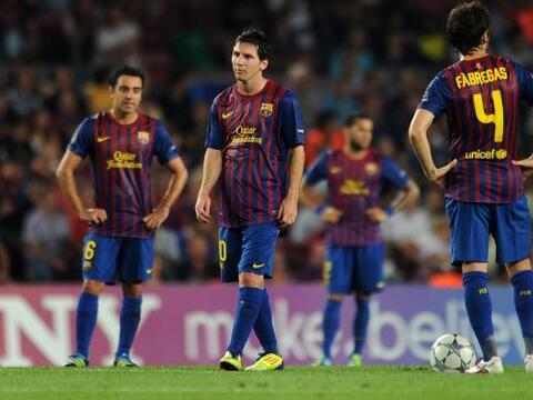 El mejor equipo del mundo volvió a dejar pasar un buen resultado...