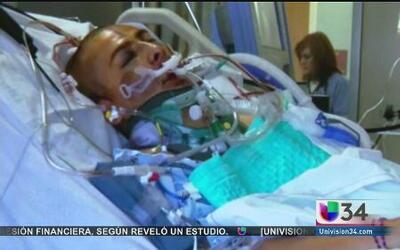 Hispano fue golpeado hasta quedar en coma