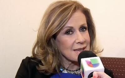 Laura Zapata agradece que Thalía cambiara de parecer