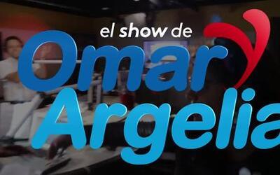 La Santa Cecilia en el Show de Omar & Argelia