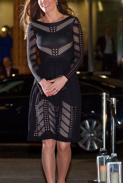 Kate Middleton ha cumplido con todos sus compromisos oficiales.