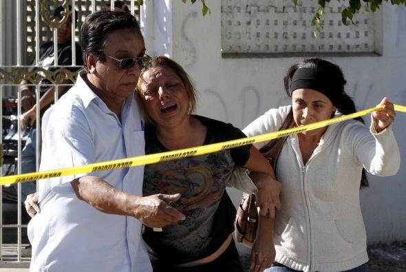 Los habitantes del suroeste mexicano también padecen y sufren por la vio...