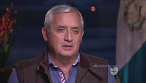 Otto Pérez Molina habría atrapado a El Chapo en 1993 en Guatemala
