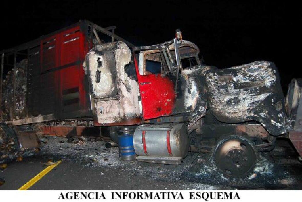 El vocero del ministerio público de Michoacán Luis Méndez dijo al canal...