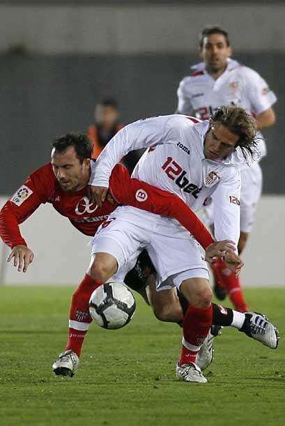 El Sevilla acabó con el invicto del Mallorca como local con una goleada...