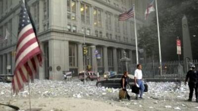 Los ataques terroristas del 11 de septiembre de 2001 destruyeron la espe...