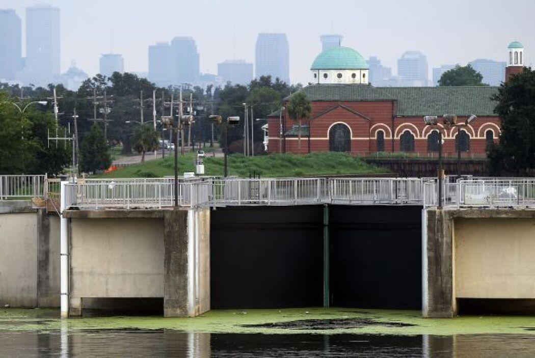 La amenaza de una inundación sigue siendo una de las principales preocup...