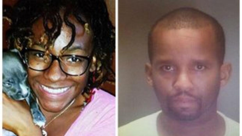 Carlesha Freeland Gaither presuntamente secuestrada por Delvin Barnes.