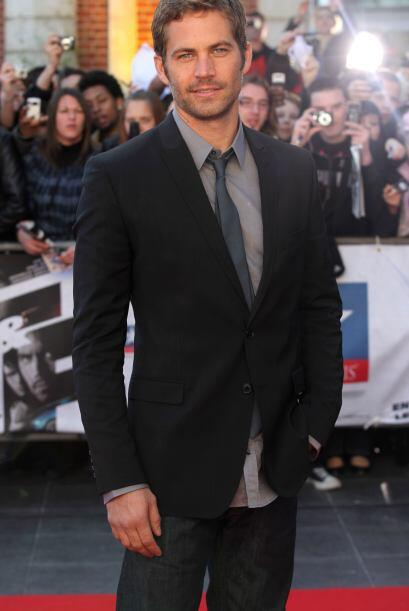 Paul durante la premiere en Francia en marzo de 2009.