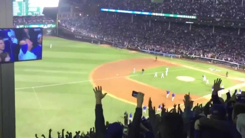 Así se vivió en las redes el triunfo de los Chicago Cubs