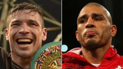 Sergio Martínez y Miguel Cotto peleará el 7 de junio en NY.