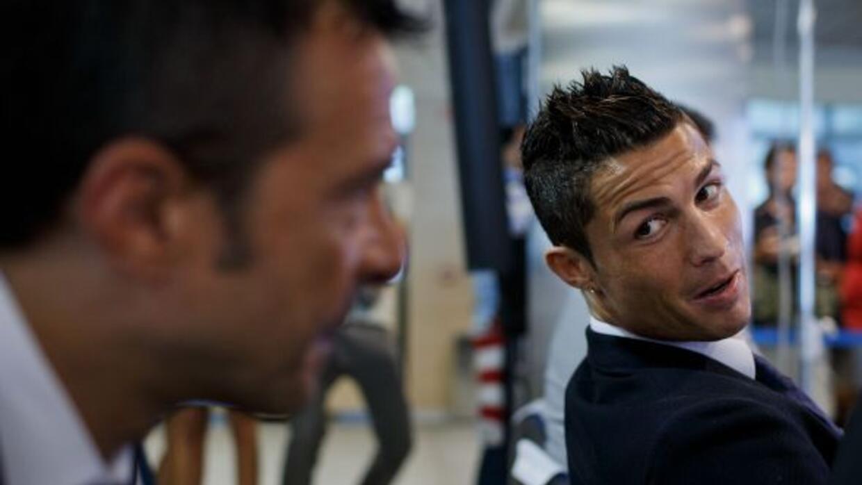 Jorge Mendes es el representante de Cristiano y uno de sus máximos defen...