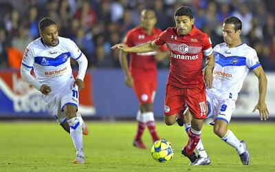 Toluca sigue imparable, ahora venció a Celaya en la Copa MX