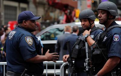 Extreman la seguridad en lugares emblemáticos de Estados Unidos como el...