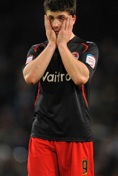 Qué mejor imagen de la decepción de la derrota que &eacute...