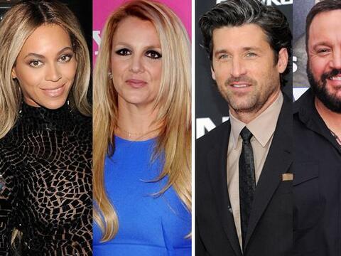 Aunque tienen la misma edad estas celebridades parecen que se llevan una...