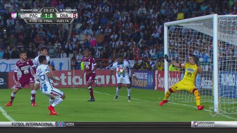 Top 5 con los mejores goles del Pachuca en la Liga de Campeones de la Co...
