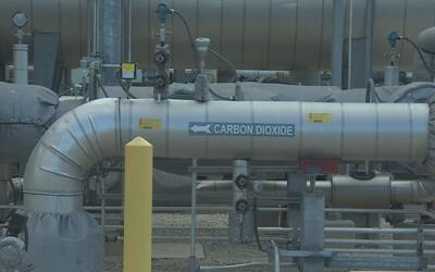 Inauguran en Richmond un planta de energía operada por completo con carb...