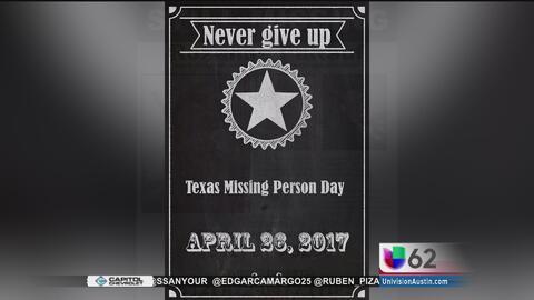 Una solicitud busca reconocer el 26 de abril como el 'Día de los desapar...