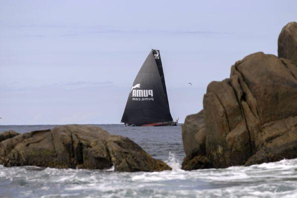 El Puma cruzó primero desde el 6 de abril (19d.18h.09m.50s.) y ah...