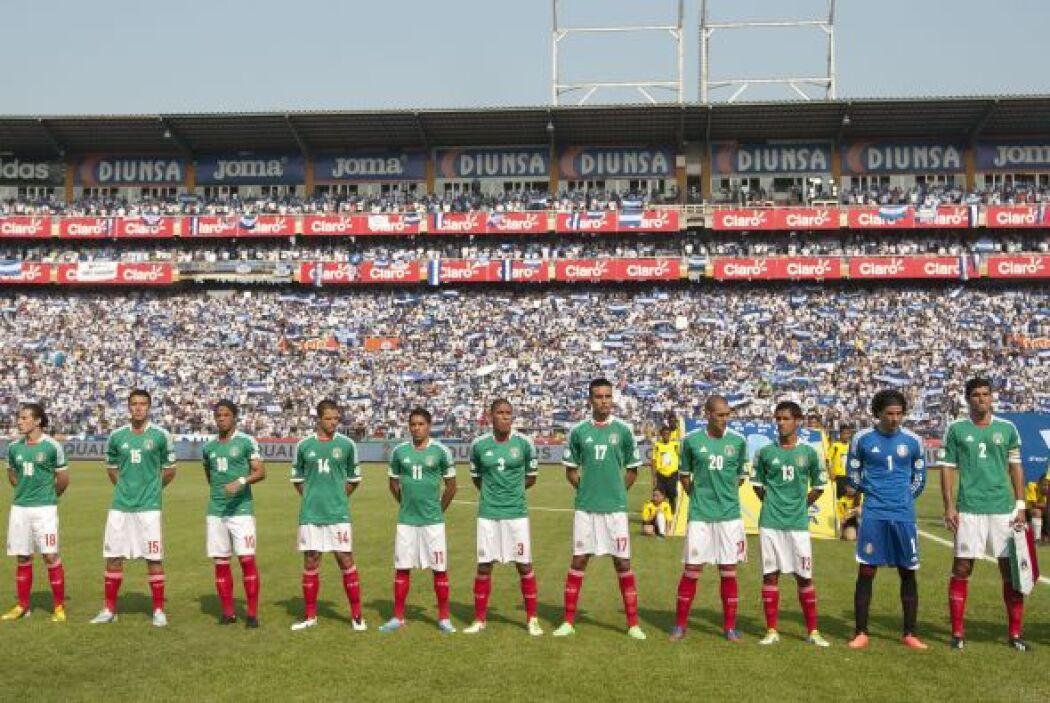 El segundo duelo de la eliminatoria mundialista se jugó el 22 de marzo c...
