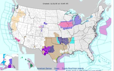 La tormenta invernal se sentirá con más fuerza en el norte de EEUU