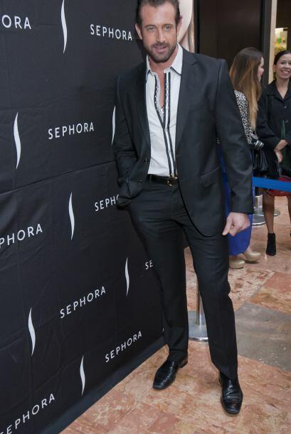 El sensual actor y modelo nos saca los más sinceros suspiros &iqu...