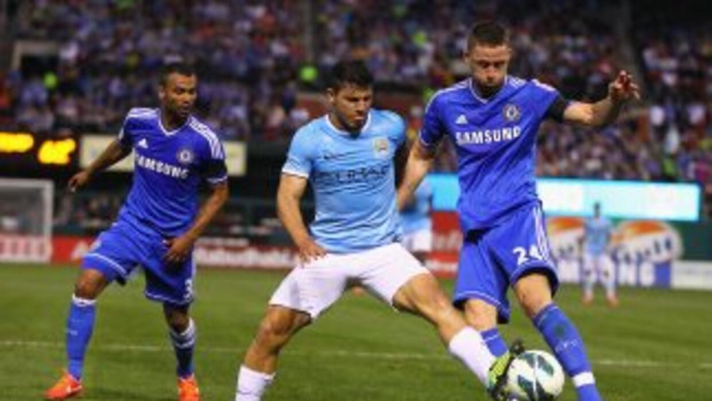 Manchester City derrotó 4-3 al Chelsea en una gran remontada en el amist...
