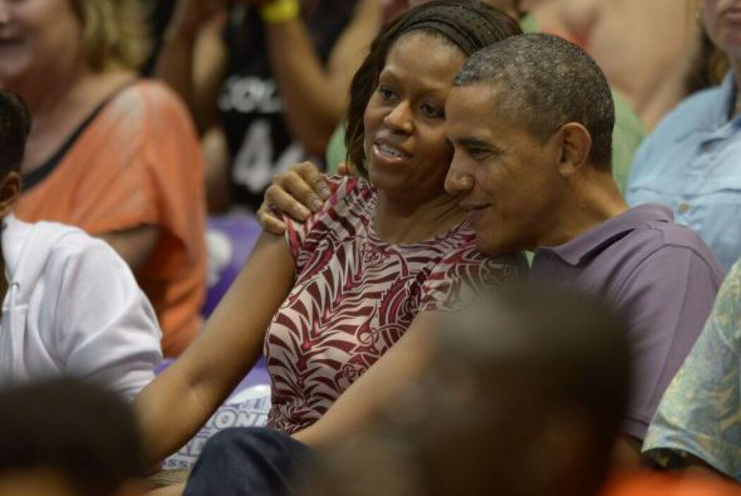 Dirigidos por el hermano de la primera dama Michelle Obama, Craig Robinson.