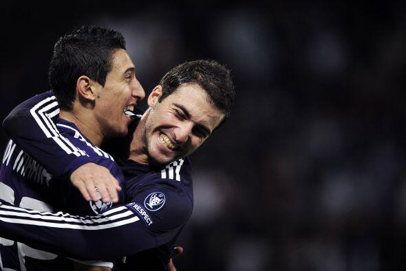 Real Madrid sufrió pero se impuso en la Liga de Campeones de Europa.